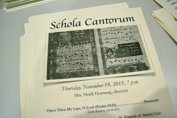 Schola Printed Program (low res)